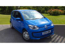 Volkswagen Up 1.0 Bluemotion Tech Move Up 3Dr Petrol Hatchback