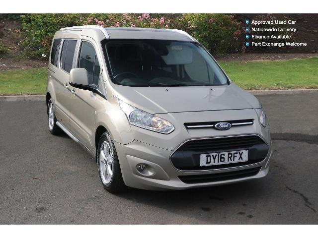 enquire on a used ford grand tourneo connect 1 5 tdci 120 titanium 5dr diesel estate bristol. Black Bedroom Furniture Sets. Home Design Ideas