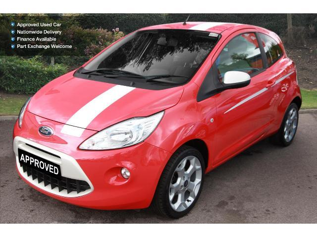 used ford ka 1 2 grand prix 3dr petrol hatchback for sale bristol street motors. Black Bedroom Furniture Sets. Home Design Ideas