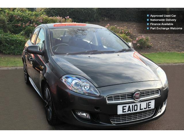 used fiat bravo 2 0 multijet 165 sport 5dr diesel hatchback for sale bristol street motors. Black Bedroom Furniture Sets. Home Design Ideas