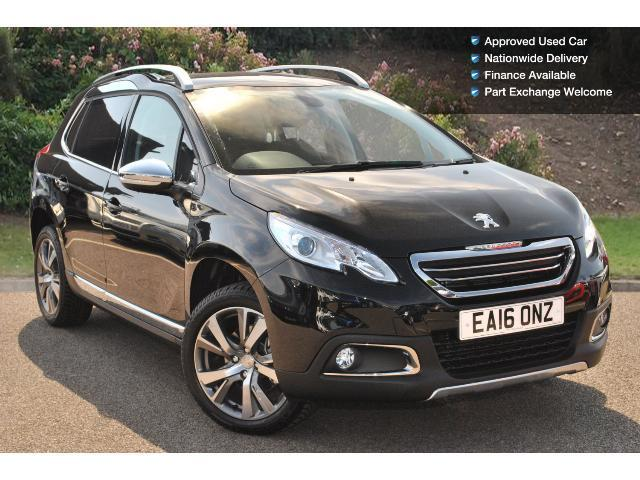 used peugeot 2008 1 2 puretech 130 feline 5dr calima petrol estate for sale bristol street. Black Bedroom Furniture Sets. Home Design Ideas