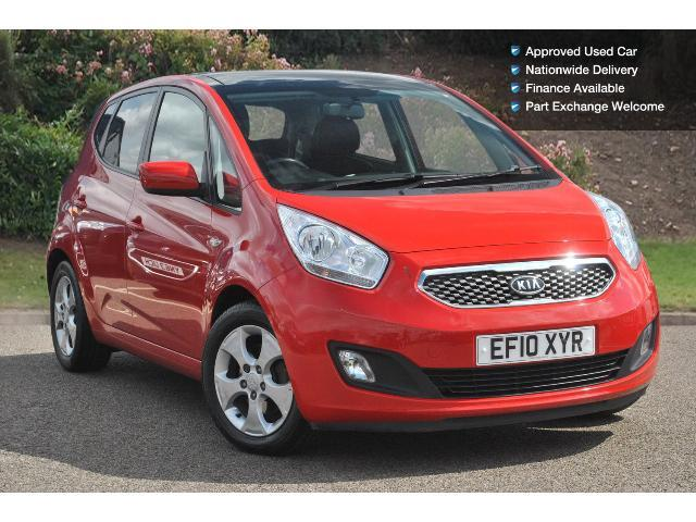 used kia venga 1 4 crdi ecodynamics 3 5dr diesel hatchback for sale bristol street motors. Black Bedroom Furniture Sets. Home Design Ideas