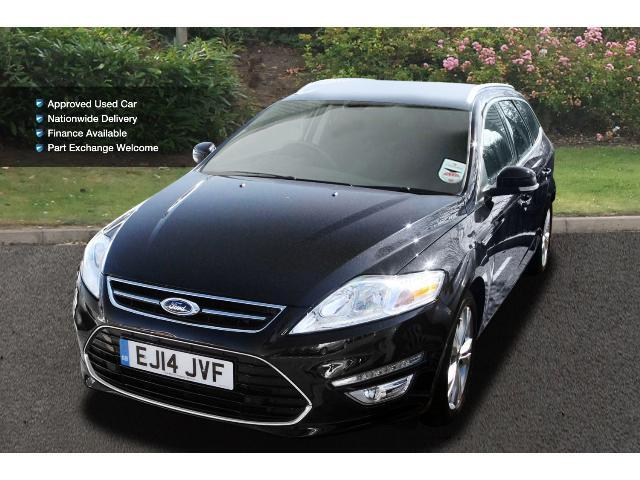 Used Ford Mondeo 2 0 Tdci 140 Titanium X Business Edition