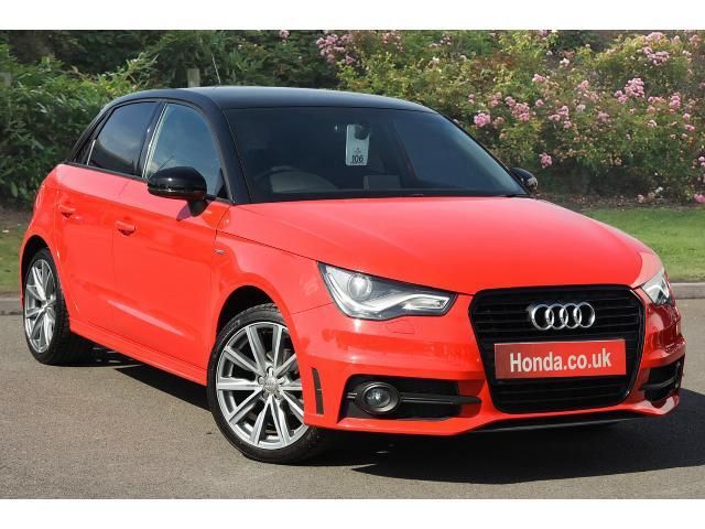 used audi a1 1 2 tfsi s line style edition 5dr petrol hatchback for sale bristol street motors. Black Bedroom Furniture Sets. Home Design Ideas