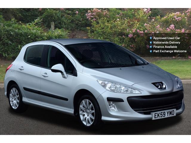 used peugeot 308 1 4 vti xls 5dr petrol hatchback for sale bristol street motors. Black Bedroom Furniture Sets. Home Design Ideas