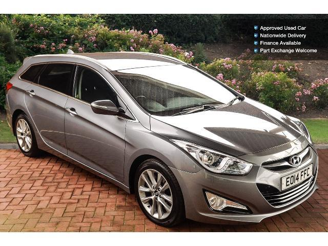 used hyundai i40 1 7 crdi 136 style 5dr auto diesel estate for sale bristol street motors. Black Bedroom Furniture Sets. Home Design Ideas