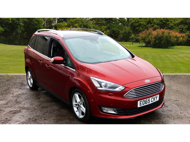 book a used ford grand c max 2 0 tdci titanium x 5dr diesel estate test drive bristol street. Black Bedroom Furniture Sets. Home Design Ideas
