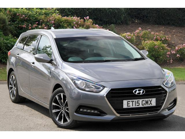 used hyundai i40 1 7 crdi blue drive se nav 5dr dct diesel estate for sale bristol street motors. Black Bedroom Furniture Sets. Home Design Ideas