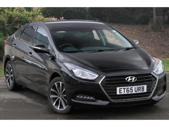 used hyundai i40 1 7 crdi blue drive se nav 4dr dct diesel saloon for sale bristol street motors. Black Bedroom Furniture Sets. Home Design Ideas