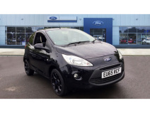 Ford Ka 1.2 Zetec Black Edition 3Dr Petrol Hatchback