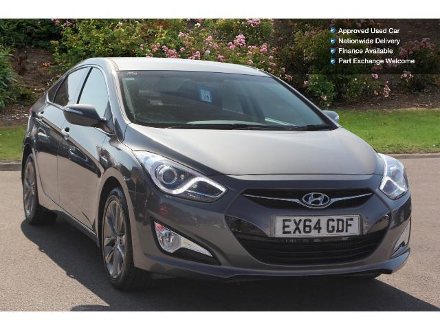 used hyundai i40 1 7 crdi 136 style 4dr auto diesel saloon for sale bristol street motors. Black Bedroom Furniture Sets. Home Design Ideas