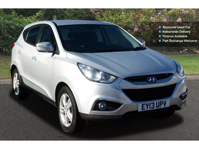 used hyundai ix35 1 7 crdi style 5dr 2wd diesel estate for sale bristol street motors. Black Bedroom Furniture Sets. Home Design Ideas