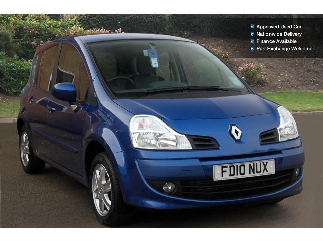 used renault grand modus 1 5 dci 86 dynamique 5dr diesel hatchback for sale bristol street motors. Black Bedroom Furniture Sets. Home Design Ideas