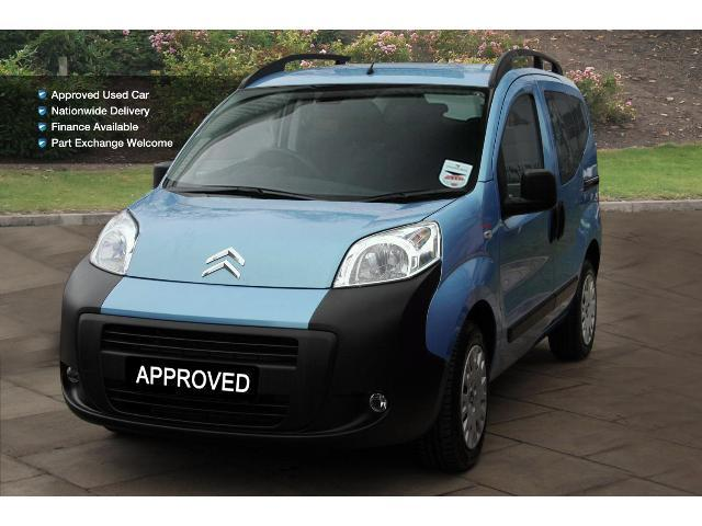 used citroen nemo multispace 1 4 hdi 8v 5dr sensodrive diesel estate for sale bristol street. Black Bedroom Furniture Sets. Home Design Ideas
