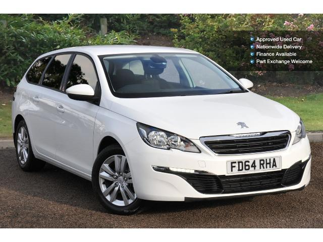 used peugeot 308 1 2 puretech 130 active 5dr petrol estate for sale bristol street motors. Black Bedroom Furniture Sets. Home Design Ideas