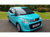Citroen C1 1.0 Vti Feel 3Dr Petrol Hatchback