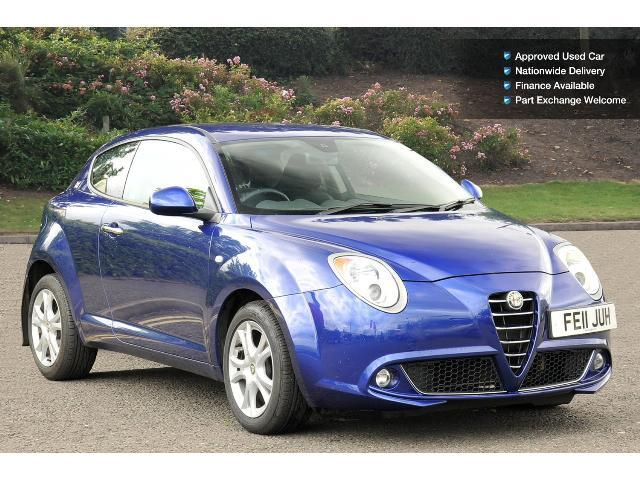 used alfa romeo mito 1 4 16v sprint 3dr petrol hatchback for sale bristol street motors. Black Bedroom Furniture Sets. Home Design Ideas