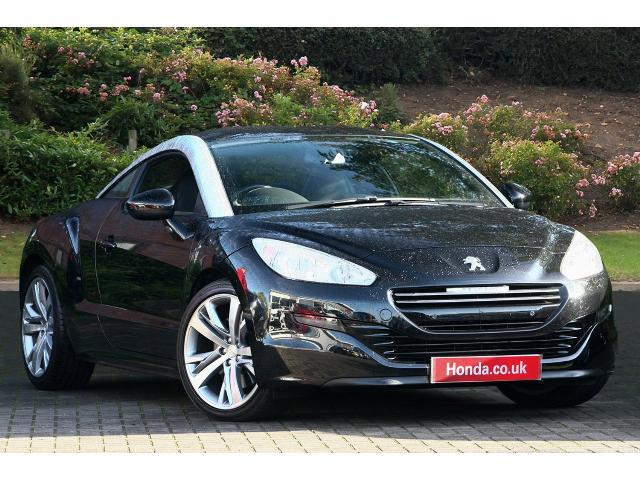 enquire on a used peugeot rcz 2 0 hdi gt 2dr diesel coupe bristol street motors. Black Bedroom Furniture Sets. Home Design Ideas
