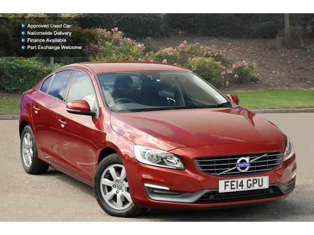 used volvo s60 d3 136 business edition 4dr diesel saloon for sale bristol street motors. Black Bedroom Furniture Sets. Home Design Ideas