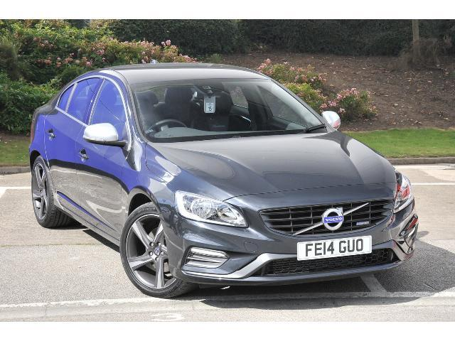 used volvo s60 d3 136 r design 4dr diesel saloon for sale bristol street motors. Black Bedroom Furniture Sets. Home Design Ideas