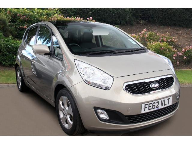 used kia venga 1 6 crdi ecodynamics 3 5dr sat nav diesel hatchback for sale bristol street. Black Bedroom Furniture Sets. Home Design Ideas