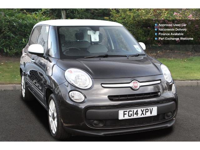 used fiat 500l 1 4 pop star 5dr petrol hatchback for sale. Black Bedroom Furniture Sets. Home Design Ideas