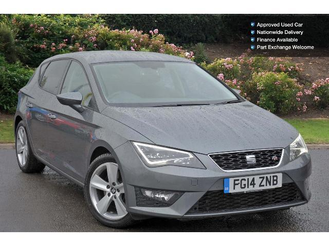 used seat leon 2 0 tdi 184 fr 5dr technology pack diesel hatchback for sale bristol street. Black Bedroom Furniture Sets. Home Design Ideas
