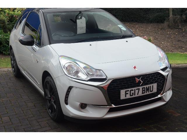 enquire on a used ds 3 1 2 puretech performance line 3dr petrol hatchback bristol street motors. Black Bedroom Furniture Sets. Home Design Ideas