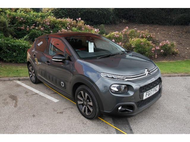 Used Citroen C3 1 6 Bluehdi 100 Flair 5dr Diesel Hatchback