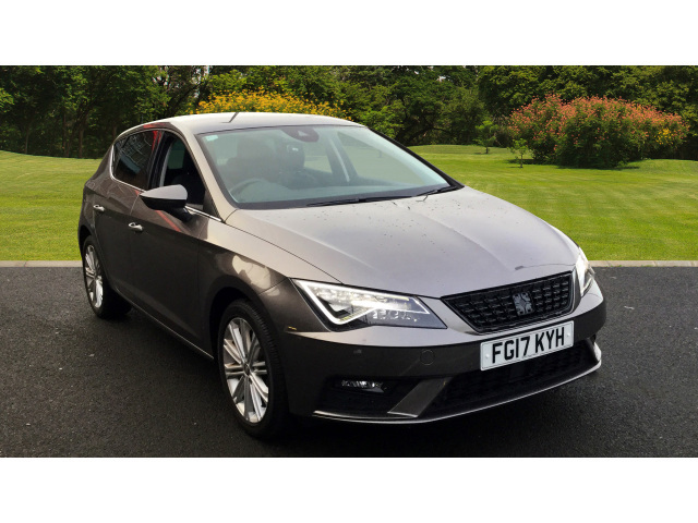 used seat leon 2 0 tdi 184 xcellence technology 5dr diesel hatchback for sale bristol street. Black Bedroom Furniture Sets. Home Design Ideas