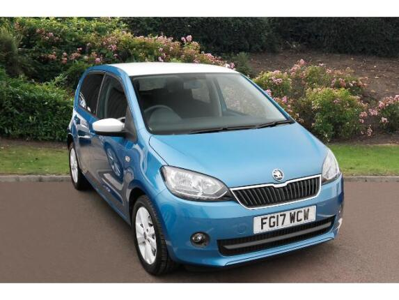 used skoda citigo 1 0 mpi colour edition 5dr petrol hatchback for sale bristol street motors. Black Bedroom Furniture Sets. Home Design Ideas