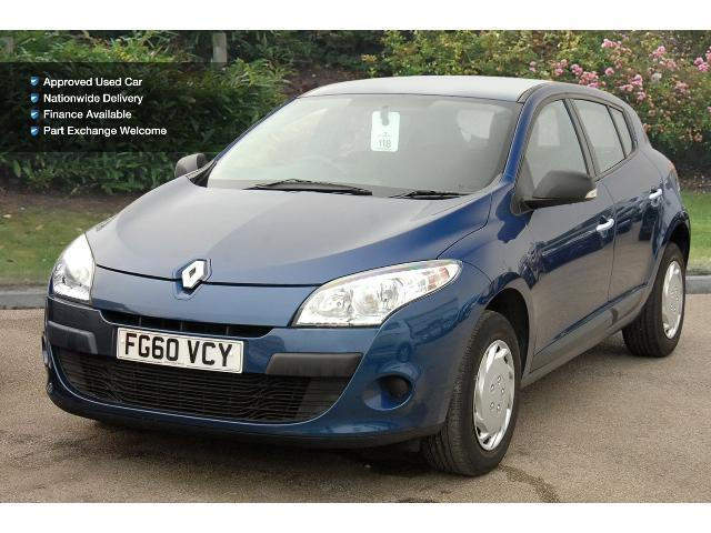 used renault megane 1 6 16v generation 5dr petrol hatchback for sale bristol street motors. Black Bedroom Furniture Sets. Home Design Ideas