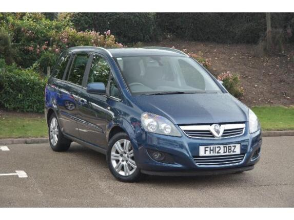 used vauxhall zafira 1 7 cdti ecoflex design 125 5dr diesel estate for sale bristol street. Black Bedroom Furniture Sets. Home Design Ideas