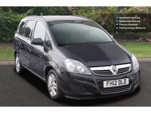 enquire on a used vauxhall zafira 1 7 cdti ecoflex exclusiv 125 5dr diesel estate bristol. Black Bedroom Furniture Sets. Home Design Ideas