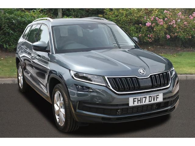 used skoda kodiaq 2 0 tdi 190 se l 4x4 5dr dsg diesel estate for sale bristol street motors. Black Bedroom Furniture Sets. Home Design Ideas