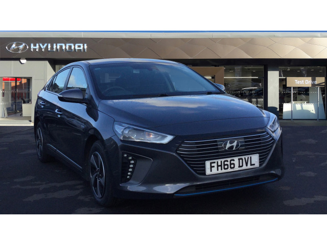 used hyundai ioniq 1 6 gdi hybrid premium 5dr dct hybrid hatchback for sale bristol street motors. Black Bedroom Furniture Sets. Home Design Ideas