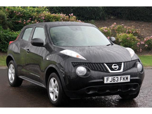 used nissan juke 1 6 94 visia 5dr petrol hatchback for sale bristol street motors. Black Bedroom Furniture Sets. Home Design Ideas