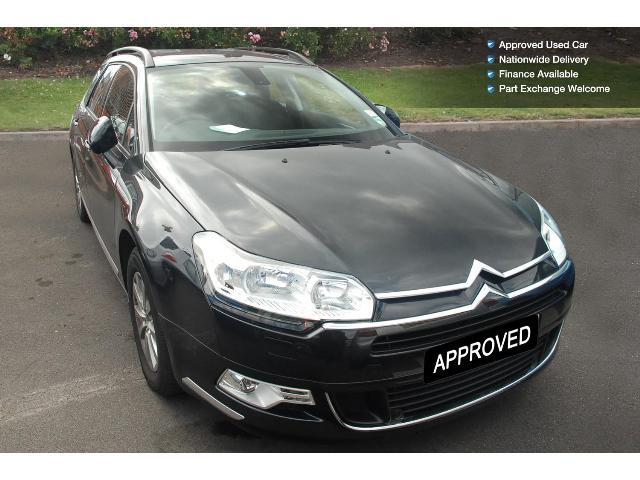 used citroen c5 1 6 e hdi 16v 110 airdream vtr nav 5dr egs6 diesel tourer for sale bristol. Black Bedroom Furniture Sets. Home Design Ideas