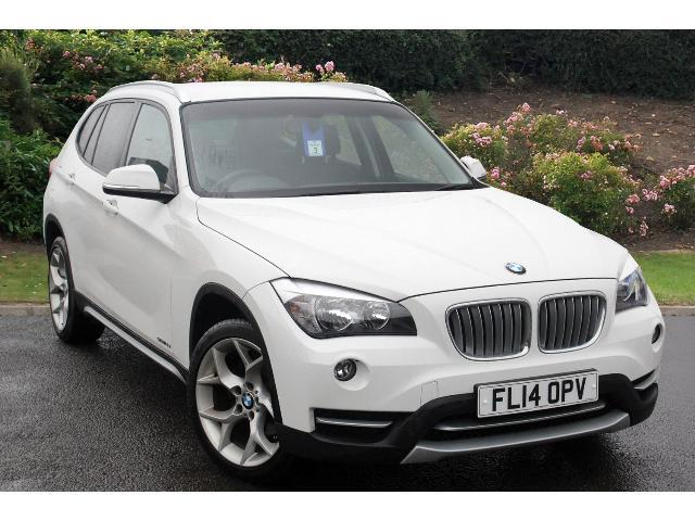 used bmw x1 sdrive 18d xline 5dr step auto diesel estate for sale bristol street motors. Black Bedroom Furniture Sets. Home Design Ideas