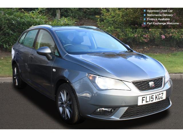 used seat ibiza 1 2 tsi i tech 5dr petrol estate for sale bristol street motors. Black Bedroom Furniture Sets. Home Design Ideas