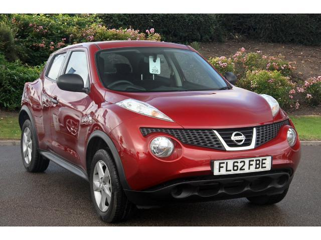 enquire on a used nissan juke 1 6 visia 5dr petrol. Black Bedroom Furniture Sets. Home Design Ideas