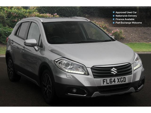 used suzuki sx4 s cross 1 6 sz5 allgrip 5dr cvt petrol hatchback for sale bristol street motors. Black Bedroom Furniture Sets. Home Design Ideas
