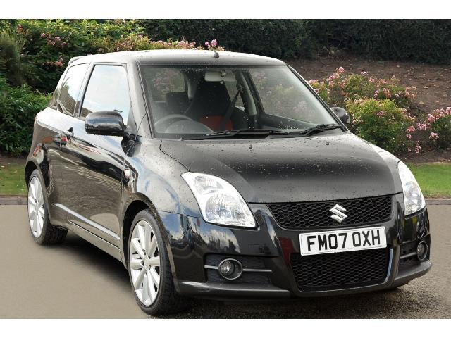 used suzuki swift 1 6 vvt sport 3dr petrol hatchback for. Black Bedroom Furniture Sets. Home Design Ideas