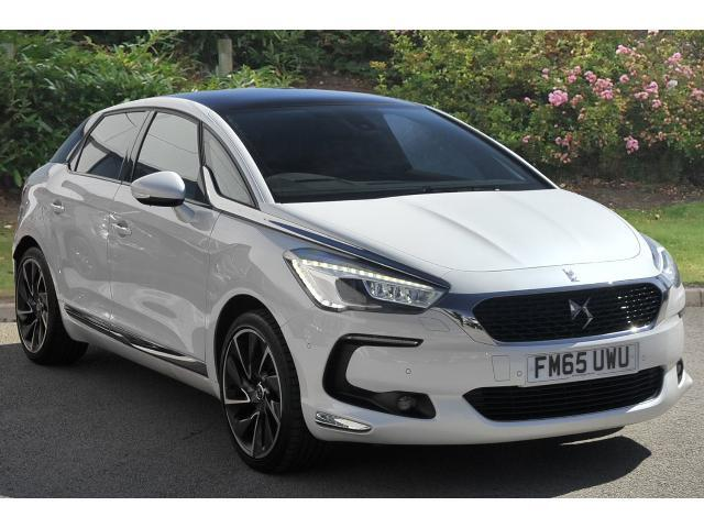 used ds 5 2 0 bluehdi prestige 5dr diesel hatchback for sale bristol street motors. Black Bedroom Furniture Sets. Home Design Ideas