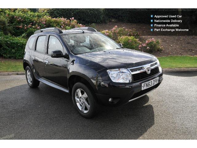 enquire on a used dacia duster 1 5 dci 110 laureate 5dr. Black Bedroom Furniture Sets. Home Design Ideas