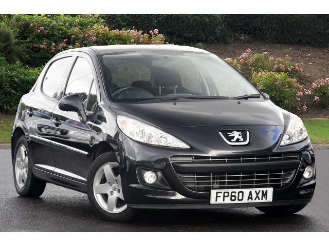used peugeot 207 1 4 vti sportium 95 5dr petrol hatchback for sale bristol street motors. Black Bedroom Furniture Sets. Home Design Ideas