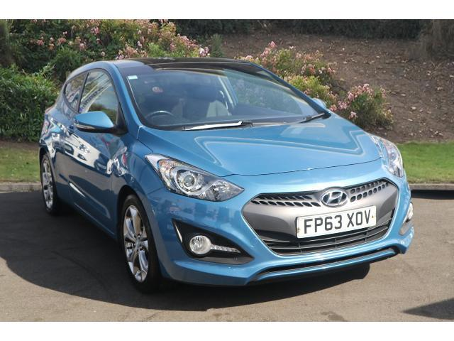 used hyundai i30 1 6 crdi 128 sport 3dr diesel hatchback for sale bristol street motors. Black Bedroom Furniture Sets. Home Design Ideas