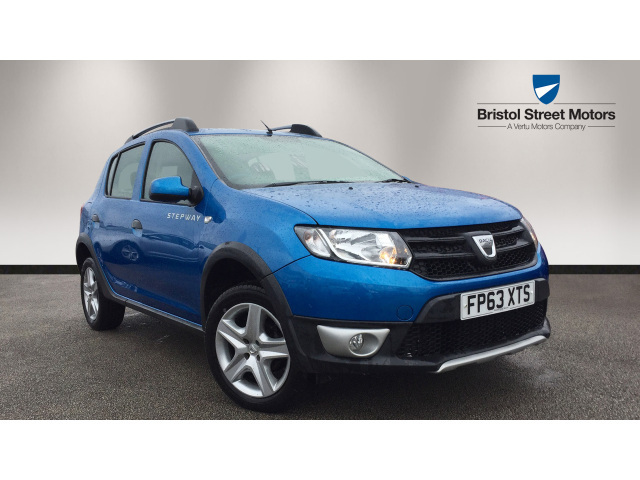 enquire on a used dacia sandero stepway 1 5 dci ambiance 5dr diesel hatchback bristol street. Black Bedroom Furniture Sets. Home Design Ideas