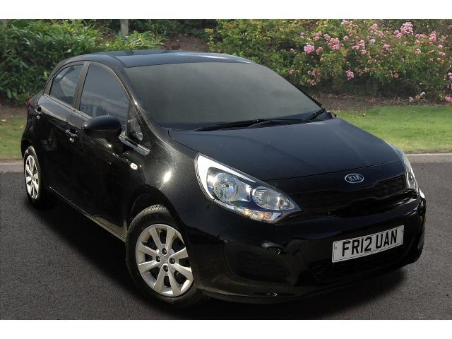 used kia rio 1 1 crdi 1 air ecodynamics 5dr diesel. Black Bedroom Furniture Sets. Home Design Ideas