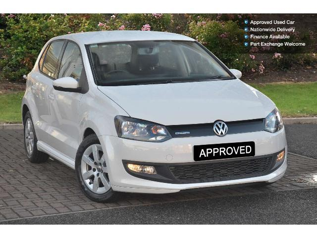 used volkswagen polo 1.2 tdi bluemotion 5dr diesel hatchback for